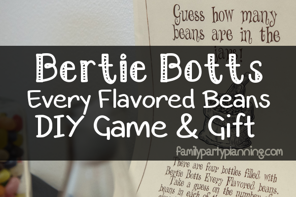 graphic relating to Bertie Botts Every Flavor Beans Printable identified as How in direction of Crank out Your Private Bertie Botts Bottles and A Celebration Video game